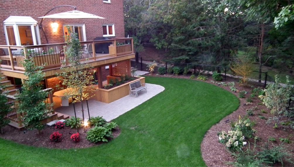 Garden Planting Beds