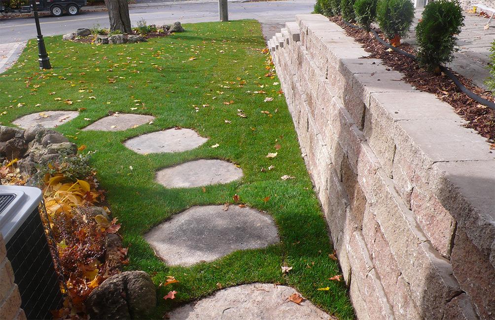 Steps & Walls